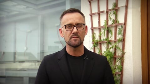 Brendan Courtney on care for elderly | Claire Byrne Live