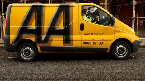 AA's acting chief executive Simon Breakwell is to take on the role permanently