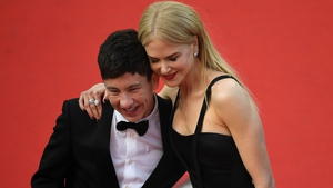 Barry Keoghan and Nicole Kidman at the Cannes Film Festival