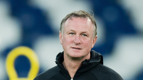 Northern Ireland manager arrested for 'drink-driving'