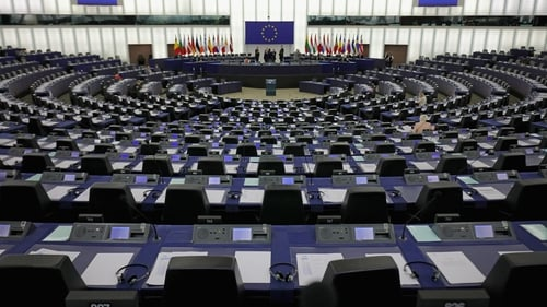 The annual survey shows that in a scale of one to five, Irish MEPs are in the second least influential cluster of national delegations in the European Parliamen