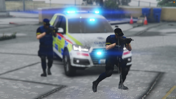 Irish Emergency Services RPC is a role-playing community dedicated to providing gamers an opportunity to experience the work of Ireland's emergency services.