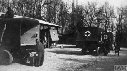 British Red Cross 1917