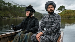 Judy Dench and Ali Zazal in Victoria and Abdul