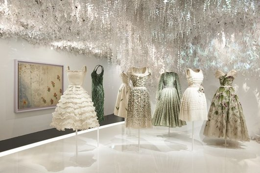 """Christian Dior: Designer of Dreams"", an exhibition in Paris"