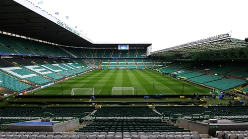 Celtic Park will host the Old Firm derby