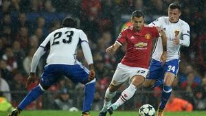 Henrikh Mkhitaryan - Manchester United v Basel