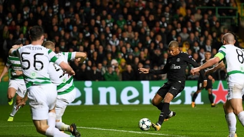 Celtic were second best in every regard against PSG
