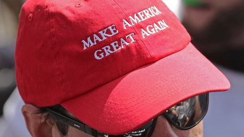 Judge Who Wore MAGA Hat Gets Suspended