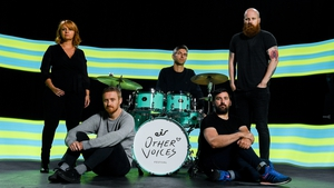 Le Galaxie with Other Voices music producer Aoife Woodlock