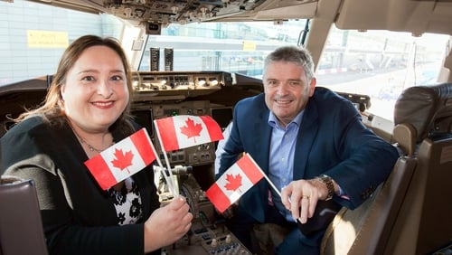 Air Canada latest with B737 MAX transatlantic service