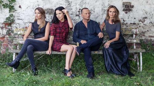 The Corrs: sitting pretty