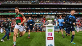 """""""Lining Out"""" - All-Ireland Football Final 2017"""