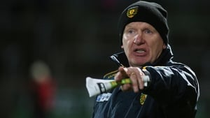 Declan Bonner managed the Donegal Under-21s this year