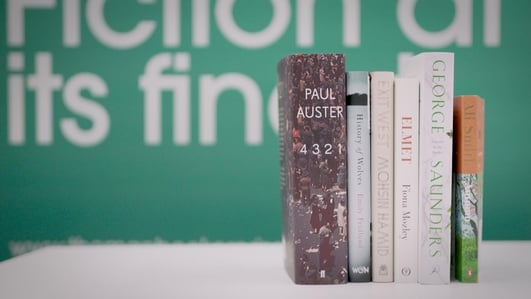 Shortlist for the Man Booker Prize for Fiction 2017