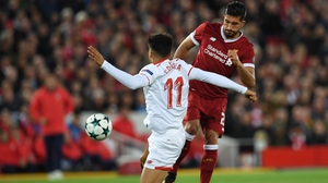 Liverpool and Sevilla share the points