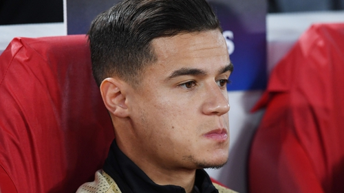 Barca are closing in on Philippe Coutinho