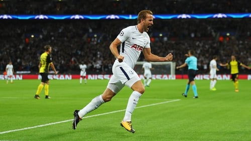 Tottenham Hotspur: Harry Kane named on shortlist for Ballon d'Or