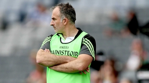 Steohen Wallace got his reign as Offaly boss off to the perfect start