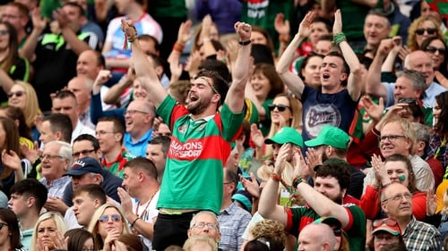 Mayo will have their homecoming in Castlebar