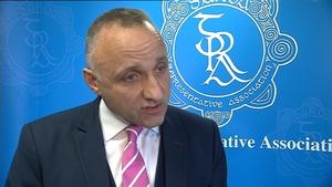 GRA spokesperson John O'Keefe said no blame should be assigned to 'ordinary gardaí'
