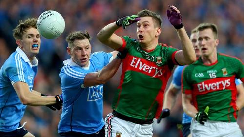 9352e88b562 Mayo and Dublin will contest the All-Ireland football final on Sunday