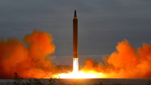 North Korea has carried out a series of nuclear bomb tests