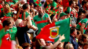 Mayo team was expected at the county GAA headquarters in Castlebar at 6pm