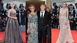 Lawrence, Fonda & Wiig slayed the Venice Film Fest