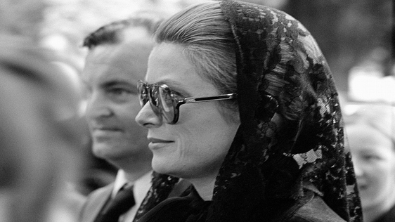 Ireland Mourns Princess Grace
