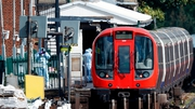 A bomb detonated on a London underground train injuring 30 people last Friday