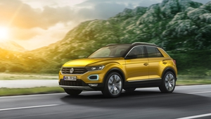 Volkswagen's T-Roc is among the cars making its first outing at the Ploughing Championships.