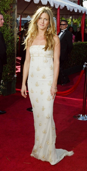 Jennifer Aniston wore Chanel to the 2004 Awards.