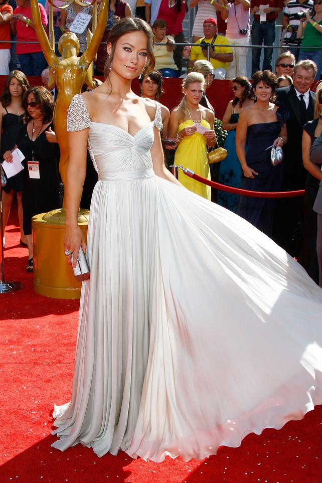The Best Ever Emmy Red-Carpet Dresses