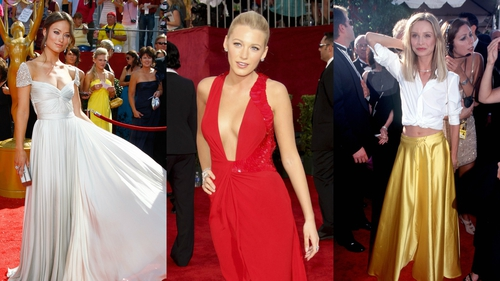 The Best Ever Emmys Red-Carpet Dresses