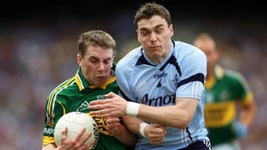 Andrews playing corner-back for Dublin on that fateful day in 2009