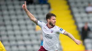 Folan was Galway's hero against the Candystripes