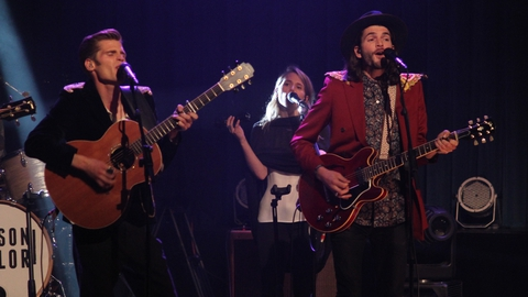 Hudson Taylor | The Late Late Show