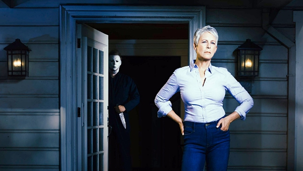 Jamie Lee Curtis -
