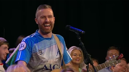 Dublin v Mayo Sing off | Up For The Match