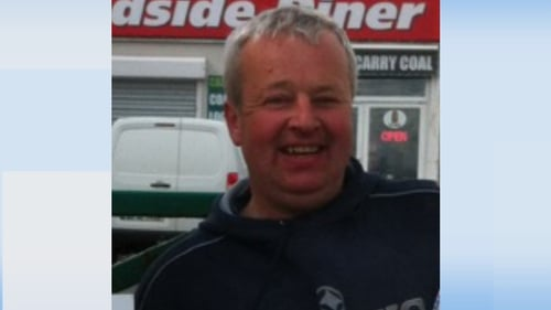 Jerry O'Donnell was reported missing from the Churchill area of Donegal
