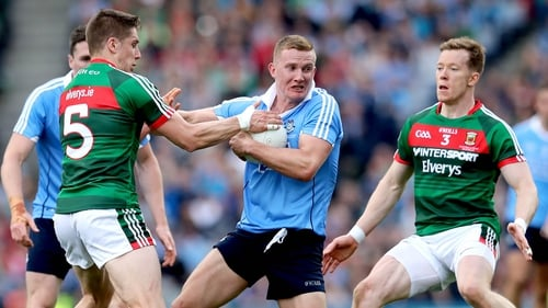 The Dubs and Mayo last met in the 2017 All-Ireland final