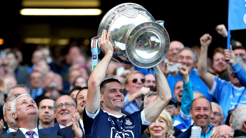 Stephen Cluxton captained Dublin to the All-Ireland but missed out on an All Star
