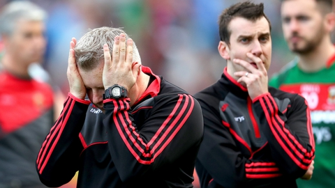 """Stephen Rochford """"couldn't have asked for any more"""" from Mayo"""