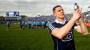 Stephen Cluxton collected his fifth All-Ireland title following victory over Mayo