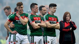 Dejection on Mayo faces - now an all-too familiar sight after an All-Ireland