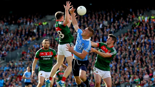 Dublin and Mayo have had some great tussles in recent years