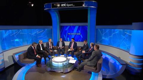 GAA Football Team of the Year | The Sunday Game