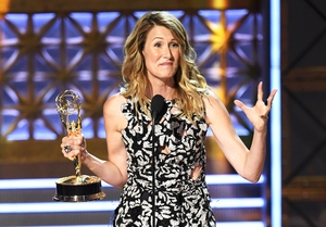Outstanding Supporting Actress in a Limited Series or a Movie: Laura Dern (Big Little Lies)