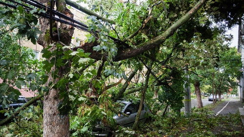 5 dead, 30 injured as fierce storm hits western Romania